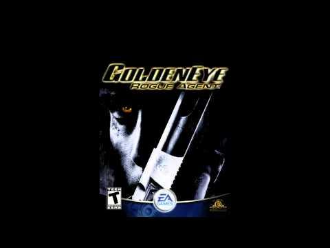 GoldenEye: Rogue Agent - Main Menu