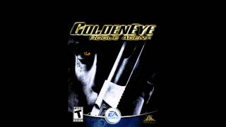 GoldenEye: Rogue Agent - Main Menu