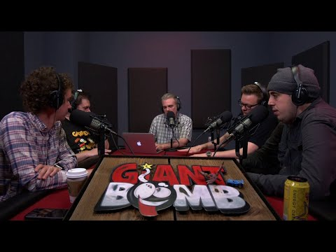 Giant Bombcast 533: We've Got the Truck Stick!