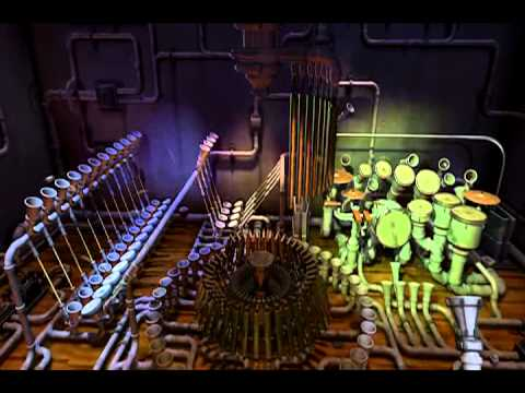 Animusic - Pipe Dream 2 CASIO remix - YouTube