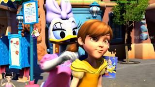 BabyBus - Tiki Mimi và trò chơi khám phá thế giới hoạt hình Disney tập 8