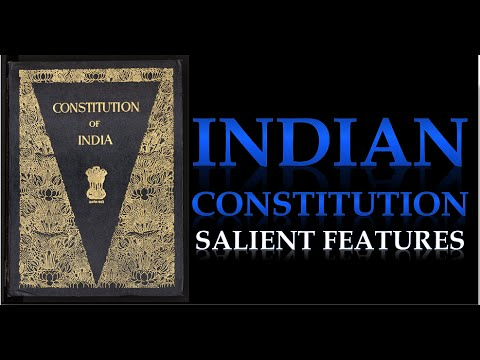 features of indian constitution However, the indian constitution also contains a large number of unitary or non-federal features, viz, a strong centre, single constitution, single citizenship, flexibility of constitution, integrated judiciary, appointment of state governor by the centre, all-india services, emergency provisions, and so on.