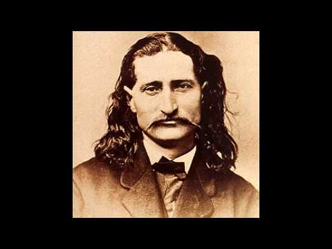 THE REAL SPIRIT IMAGE OF WILD BILL HICKOK & THE STORY HOW HE DIED.