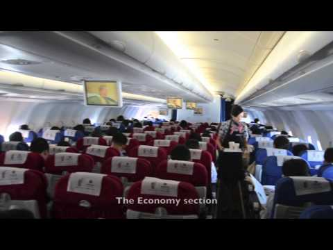Trip Report from Shanghai Pudong to Beijing Capital and return with China Eastern Airlines.
