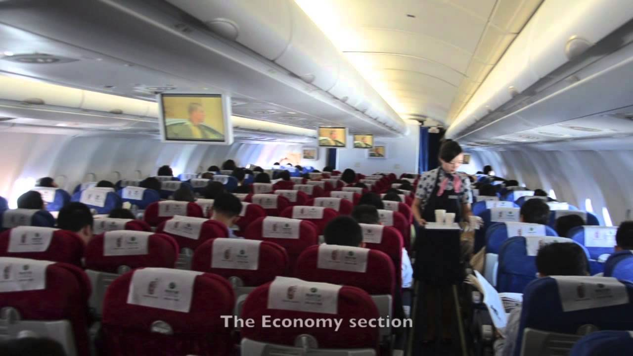 Trip report from shanghai pudong to beijing capital and - China eastern airlines sydney office ...