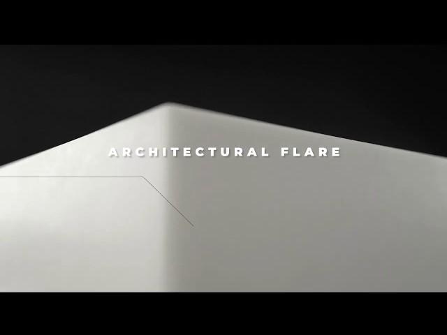Quadra Architectural Drop Lens
