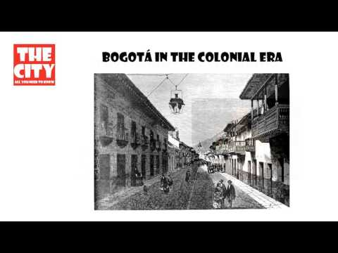 The history of BOGATA, Columbia