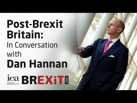 Post-Brexit Britain: In Conversation with Daniel Hannan