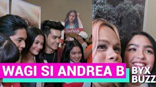 ANDREA Brillantes kinabog ang mga KAPUSO stars sa padamihan ng fans | BANAL