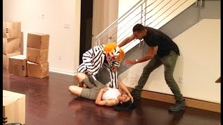 Killer CLOWN Prank GONE WRONG!