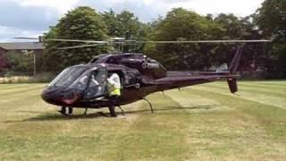 AS335 Twin Squirrel - Landing & Take Off