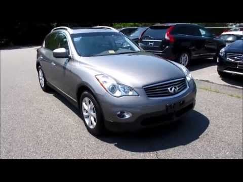 2009 Infiniti EX35 Journey AWD Walkaround, Start up, Tour and Overview