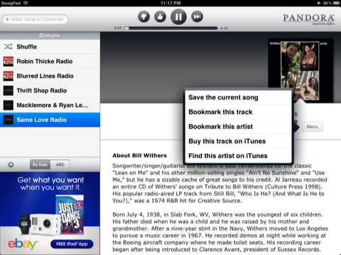 pandora 5.1 unlimited skips apk