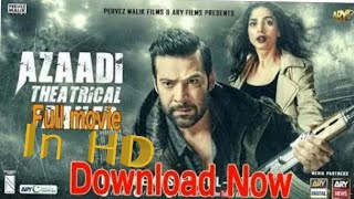 How To Download Azadi Full Movie In HD|#StreetVlogger|Azadi Full Movie