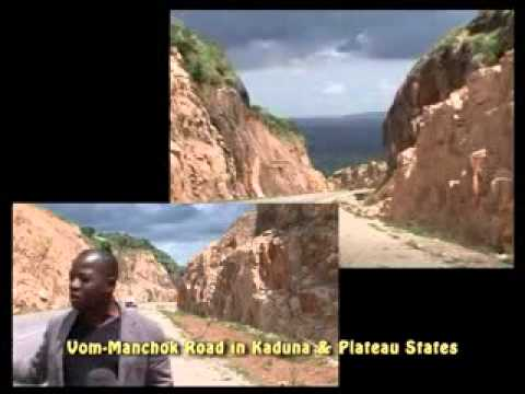 Vom-Manchok Road Rehabilitation in Plateau & Kaduna States