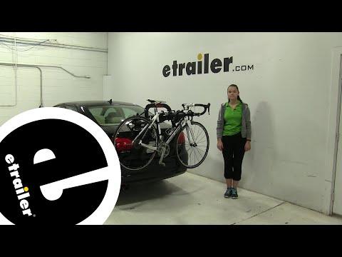 Yakima Trunk Bike Racks Review - 2013 Volkswagen Jetta - etrailer.com