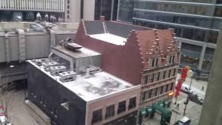 Kinzie hotel, Chicago,