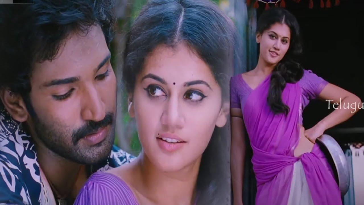 Tapsee Pannu Trying To Tempts Adhi pinisetty Scene | Telugu Movies | Telugu Hungama