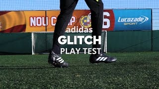 Adidas glitch 16 play test / review | the sole supplier