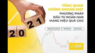 [ASX Markets] Tổng Quan Chứng Khoán 2021 - Phương Pháp Đầu Tư Ngắn Hạn Mang Hiệu Quả Cao