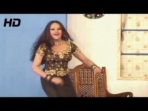 MENU SUTTI NU - NARI MUJRA - PAKISTANI STAGE MUJRA DANCE - NASEEBO LAL