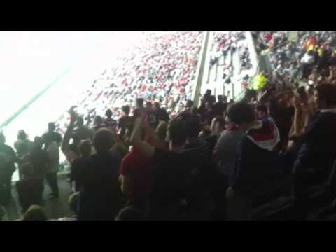 LOSC-FC METZ: Chant des supporters messins