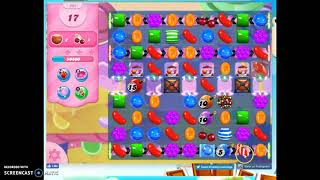 Candy Crush Level 962 Audio Talkthrough, 3 Stars 0 Boosters