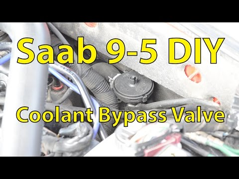 Coolant bypass valve failure symptoms?