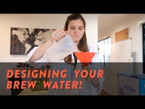 How To Make Brew Water For Coffee With Dr. Monika Fekete