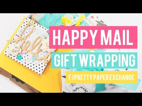 HUGE HAPPY MAIL - FELICITY JANE PRETTY PAPER EXCHANGE