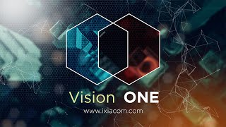 Ixia Vision ONE