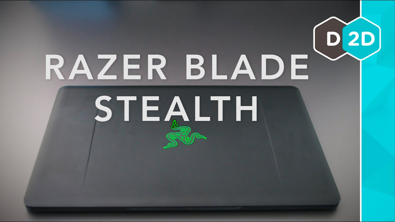 Razer Blade Stealth (2016) Review - An Ultrabook for Gaming?