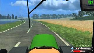 Farming Simulator 2011 Barley Transport [Ls-Uk]