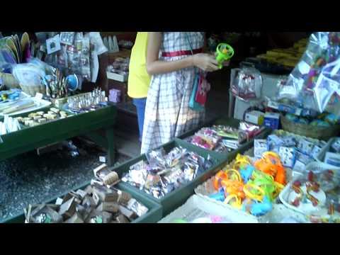 ร้านขายของเล่นเด็กๆ เมืองโบราณ จ.สมุทรปราการ