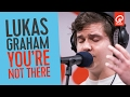 Lukas Graham - 'You're Not There' (live bij Qmusic)