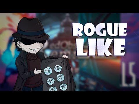 Roguelike-мания/ Несколько рогаликов, достойных вашего внимания