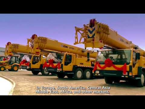 XCMG, Top 5 Construction Machinery Manufacturer In China