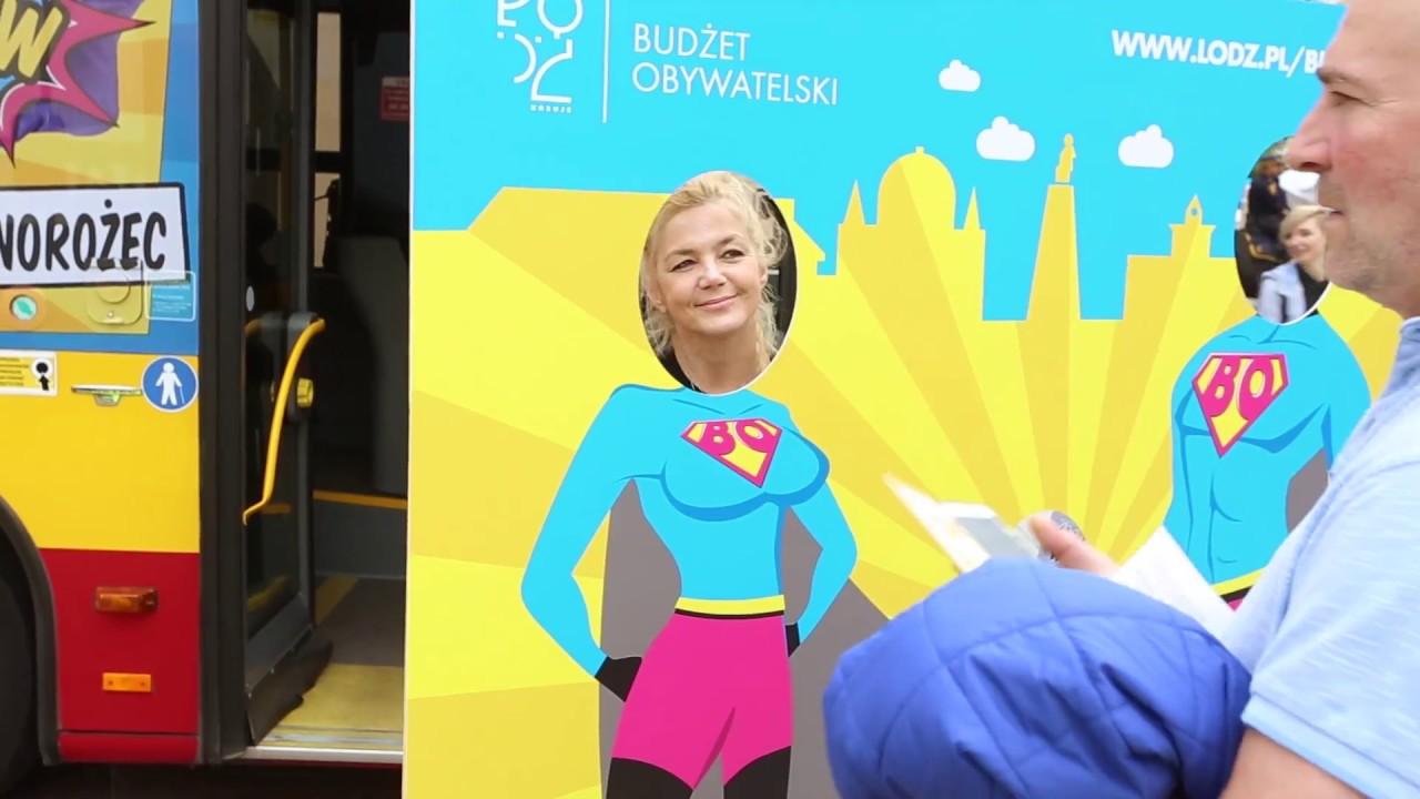 Piknik Budżetu Obywatelskiego na Piotrkowskiej
