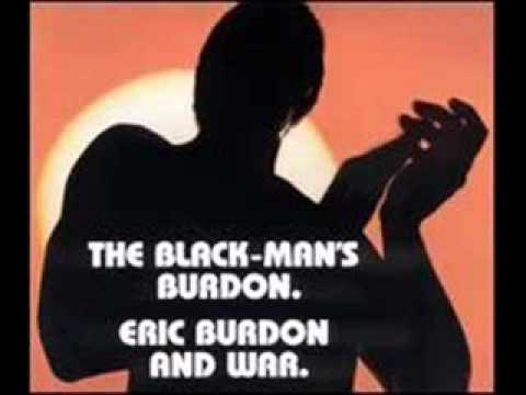 Eric Burdon & War - Paint It Black Medley (The Black-Man's Burdon)