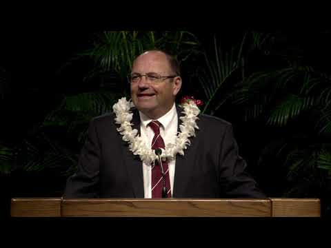 Randy Sharp | BYU–H Devotional