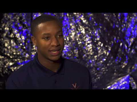 Virginia Cavaliers'​ Devon Hall on the challenges of learning Tony Bennett's defensive system