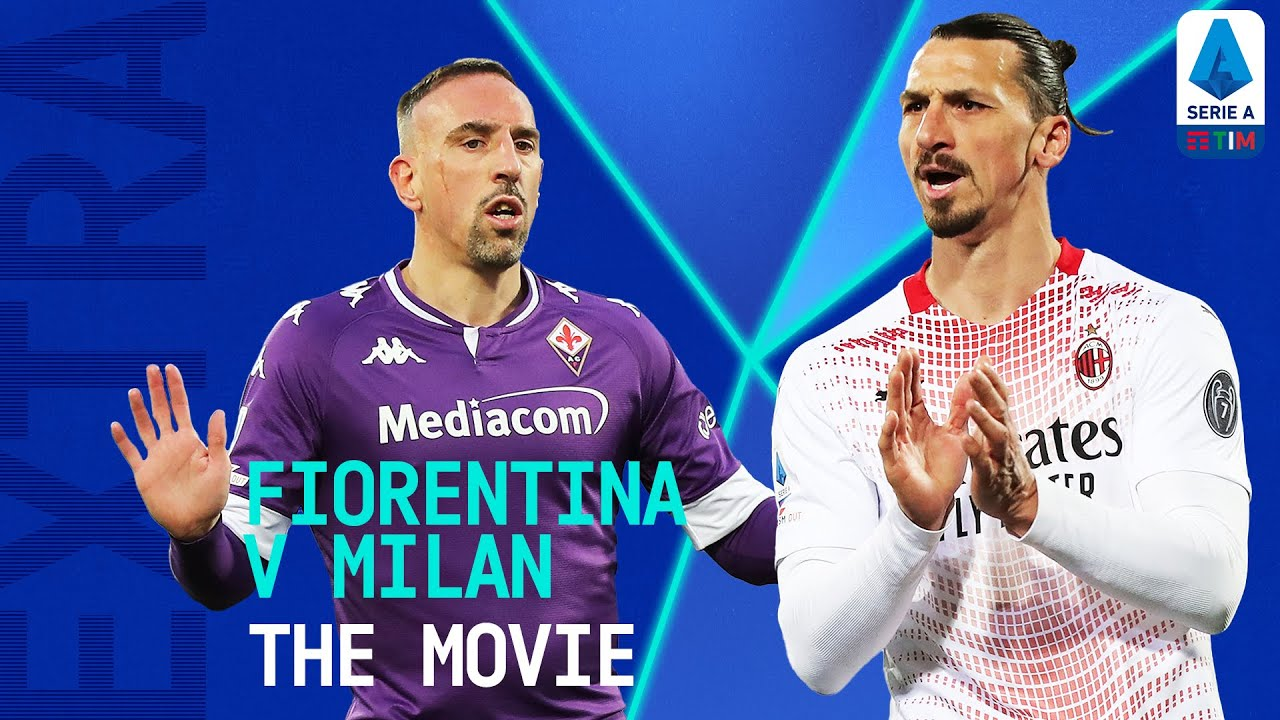 A Five Goal Thriller at the Artemio Franchi! | Fiorentina 2-3 Milan: The Movie | Serie A TIM EXTRA