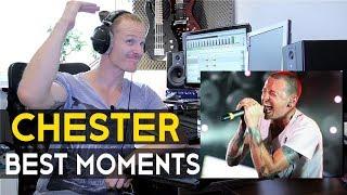 Vocal Coach Reacts to Chester Bennington