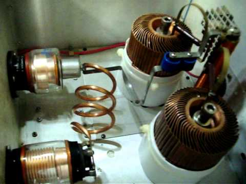 linear amplifier 2 gs35b Russian tubes By W