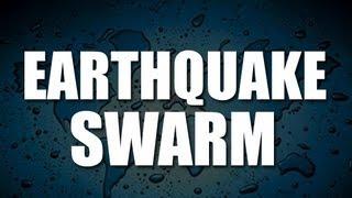NORTH ATLANTIC RIDGE Quadruple!! .. EARTHQUAKE SWARM .. - Risk to USA EAST COAST 10.6.12