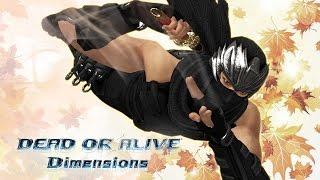 Dead or Alive- Dimensions 生死格鬥:次元 第二章 中文字幕影片