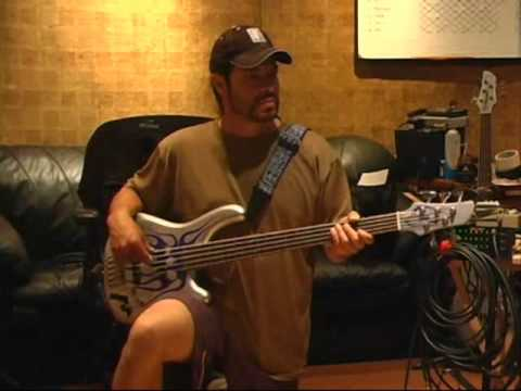 Rob Trujillo All Bass parts From Death Magnetic In the Studio
