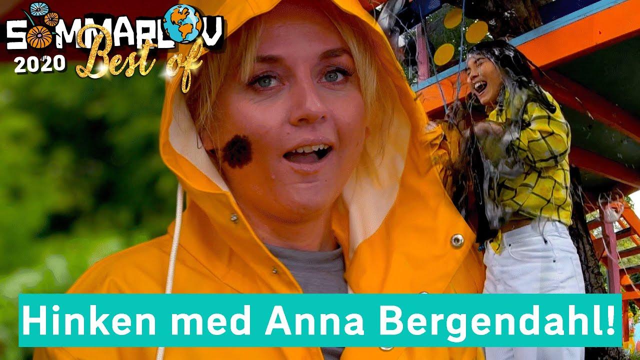 Hinken Anna Bergendahl har tur?!