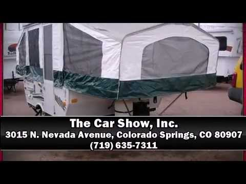 Used pop up campers for sale colorado springs