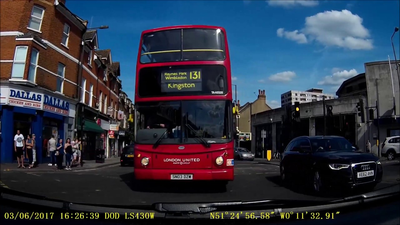 #6 NEAR MISS LONDON black cab taxi uber w@nkers drivers compilation